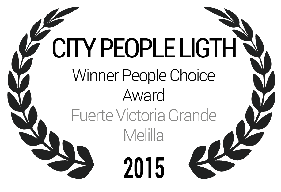 Winner People Choice Award Fuerte Victoria Grande Melilla