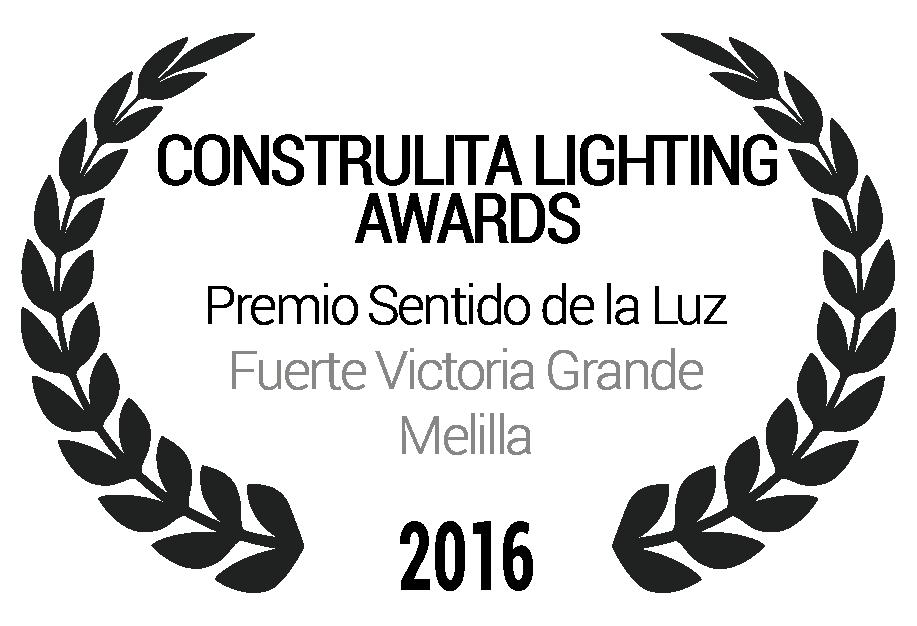 Premio Sentido de la Luz Fuerte Victoria Grande Melilla